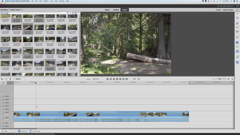 Top Softwares You Should Use In 2020 - Adobe Premiere Elements 1