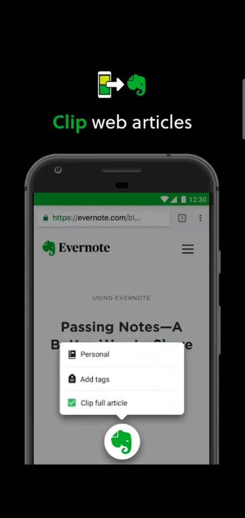 Top Softwares You Should Use In 2020 - Evernote