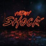 Neon Shock Title Logo Reveal – Free Download After Effects Intro Template
